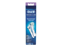 Oral-B OrthoCare Essentials - Replacement brushhead kit