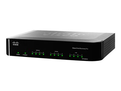 SPA8800 IP Telephony Gateway
