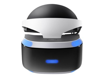 "PlayStation VR 3D Virtual-Reality-Headset - Full HD (1080p) - 14.5 cm (5.7"") - mit PlayStation Camera and VR Worlds"