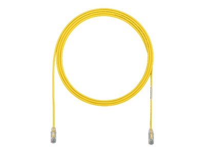 Panduit TX6-28 Category 6 Performance - patch cable - 3.66 m - yellow