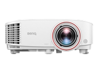 BenQ TH671ST - DLP projector - portable - 3D - 3000 ANSI lumens - Full HD (1920 x 1080) - 16:9 - HD 1080p - short-throw fixed lens
