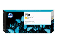 HP 730 300 ml High Capacity yellow original DesignJet ink cartridge