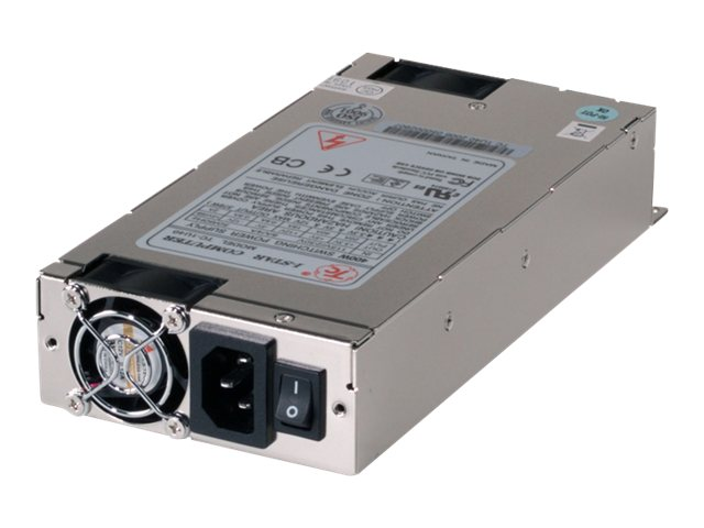 SURE STAR TC-1U60EL - Stromversorgung ( intern ) - ATX12V / EPS12V - 80 PLUS Bronze - Wechselstrom 100-240 V - 600 Watt