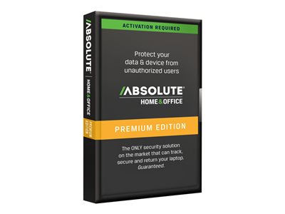 Absolute Home & Office Premium Subscription license (1 year) academic download ESD