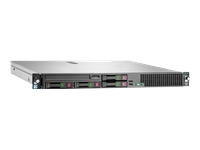 "HPE ProLiant DL20 Gen9 Performance - Server - rack-mountable - 1U - 1-way - 1 E3-1240V6 - hot-swap 2.5"" - no HDD - GigE - monitor: none"