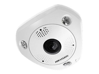 Hikvision 6 MP IR Network Fisheye Camera DS-2CD6365G0E-IVS Network panoramic camera dome