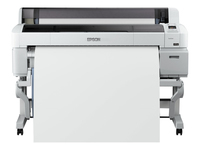 "Epson SureColor SC-T7200 - 44"" large-format printer - colour - ink-jet - Roll (111.8 cm) - 2880 x 1440 dpi - up to 2.14 ppm (mono) / up to 2.14 ppm (colour) - USB, Gigabit LAN"