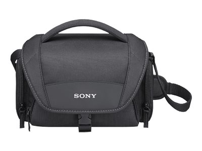 Sony LCS-U21 Case for digital photo camera / camcorder black
