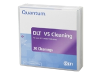 Quantum - DLT - cleaning cartridge - for DLT 1, Rack1, VS80