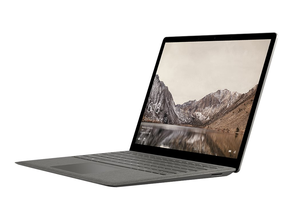 Microsoft Surface Laptop - Core i7 7660U / 2.5 GHz - Windows 10 S - 8 GB RAM - 256 GB SSD - 34.3 cm (13.5