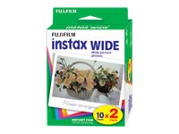 Fujifilm Instax Wide - Colour instant film