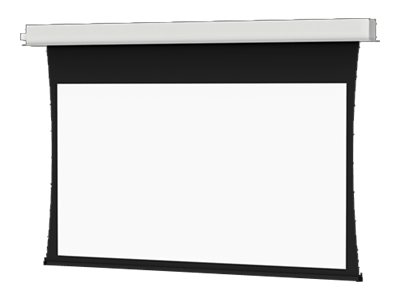 Da-Lite Tensioned Advantage Electrol Wide Format Projection screen in-ceiling mountable