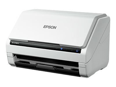 Epson DS-575W II Document scanner Contact Image Sensor (CIS) Duplex 8.5 in x 240 in  image