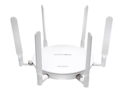 SonicWall SonicPoint N2 - wireless access point - with 3 years Dynamic  Support 24X7 (pack of 8 )