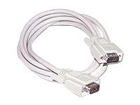 C2G 6ft Economy HD15 SVGA M/M Monitor Cable