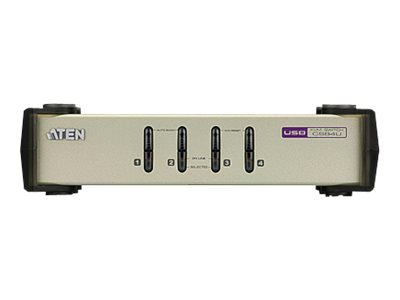 ATEN CubiQ CS84U KVM switch Desktop