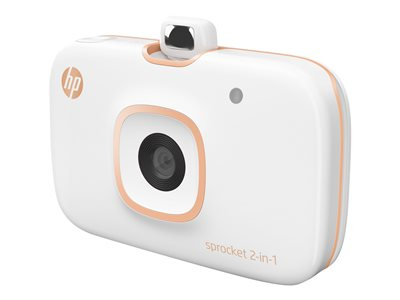 HP Sprocket 2-in-1 white