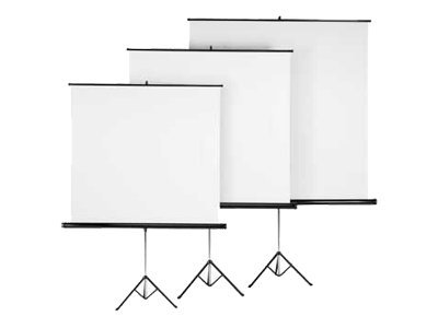 Image of Hama Tripod Projection Screen 180 - projection screen with tripod
