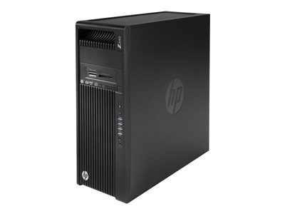 HP Workstation Z440 - MT - Xeon E5-1650V4 3 6 GHz - 16 GB - 512 GB - QWERTY  US
