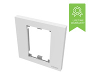 Picture of VISION TechConnect 3 1-Gang UK Surround - faceplate (TC3 SURR1G)