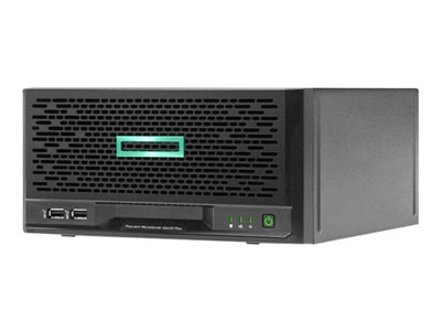 HPE ProLiant MicroServer Gen10 Plus Performance E-2224 1TB Uden grafik No-OS