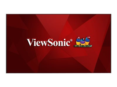 ViewSonic CDE9800 98INCH Diagonal Class (97.6INCH viewable) LED display digital signage / hotel