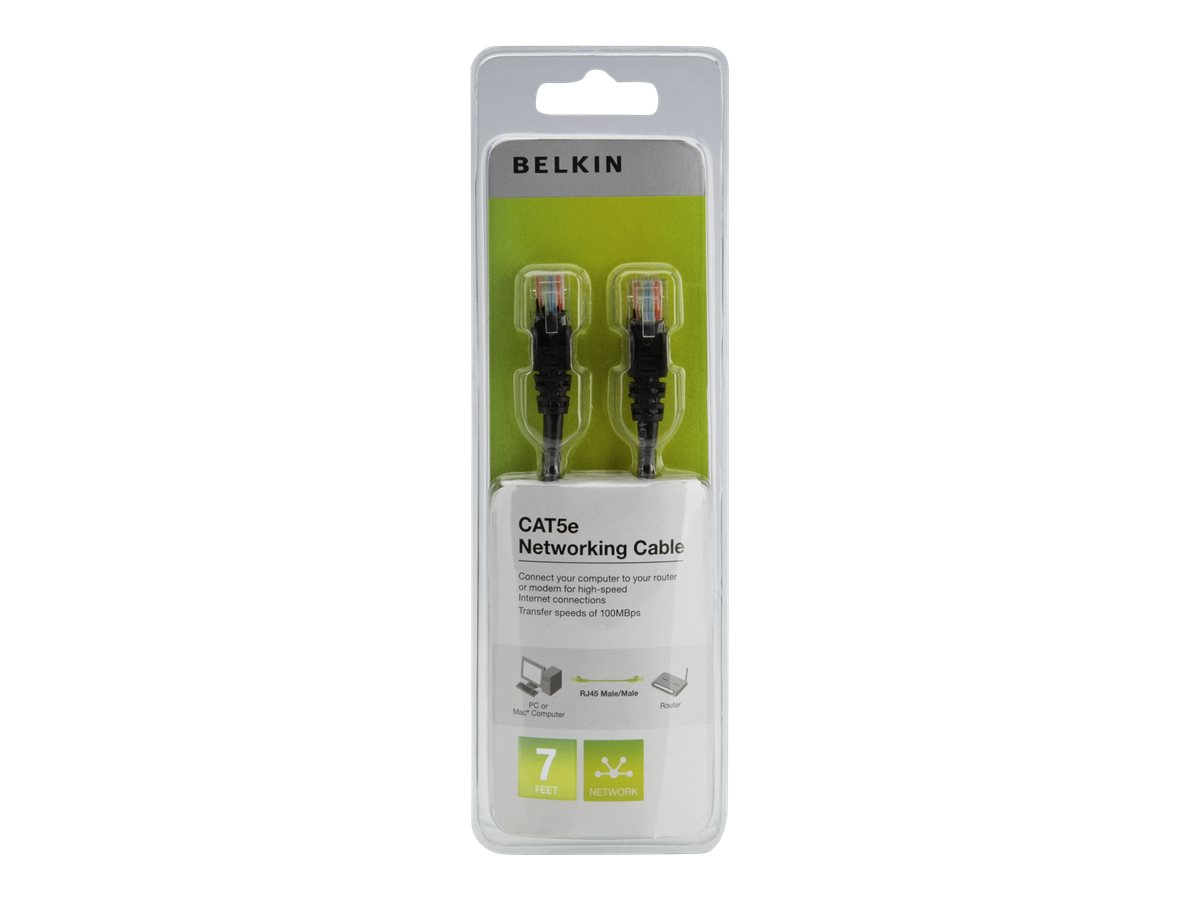Belkin network cable - 2.13 m
