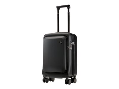 HP All in One Carry On Luggage Rulletaske Sort