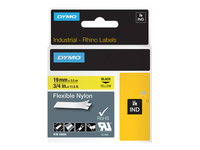 Picture of DYMO - flexible tape - 1 roll(s) - Roll (1.9 cm x 3.5 m) (18491)