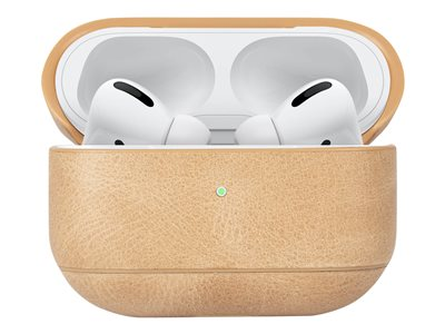 KRUSELL SUNNE AIRPOD CASE (APPLE AIRPODS PRO VINTAGE NUDE)