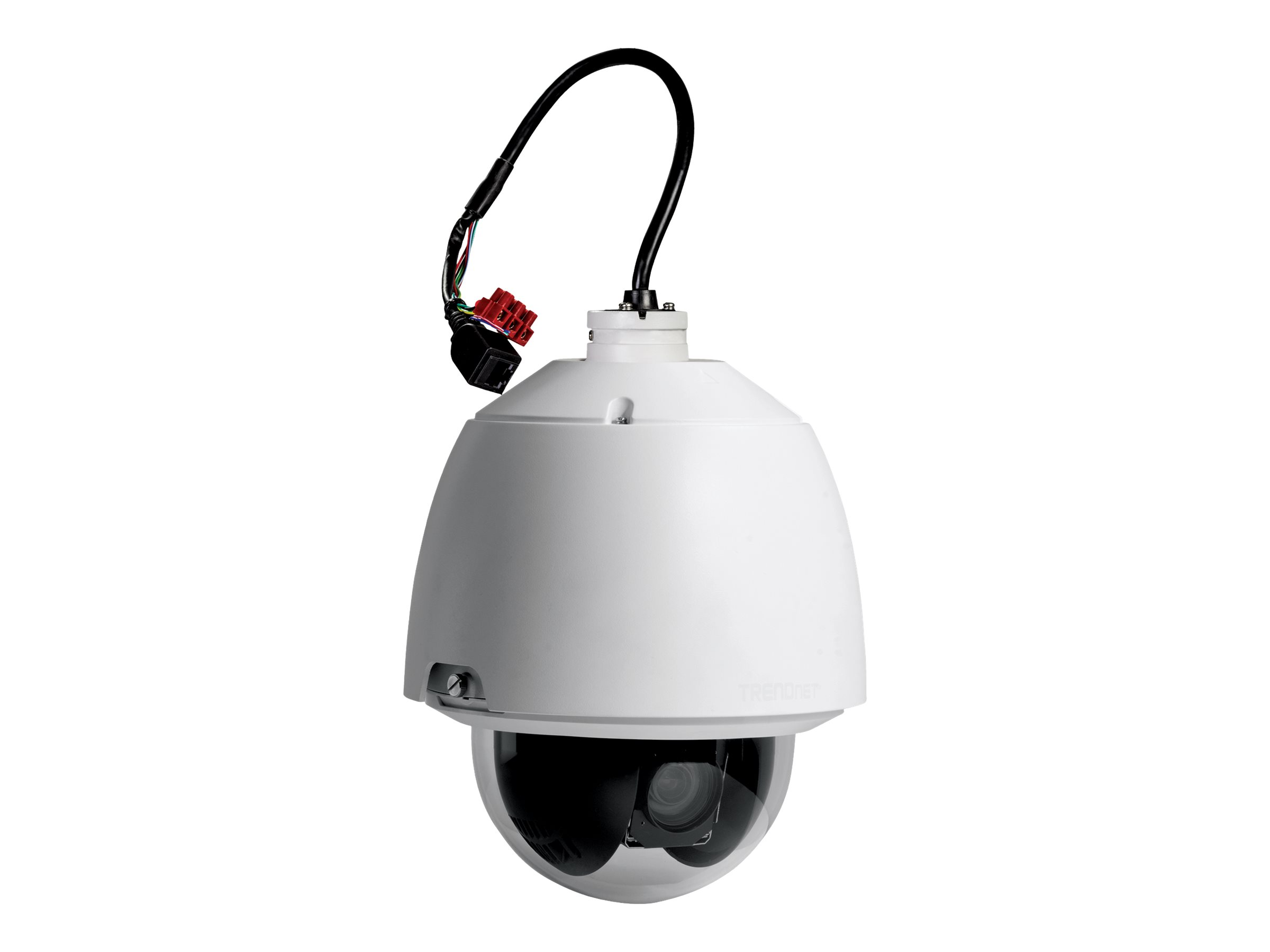 TRENDnet TV TV-IP450P Outdoor 1.3 MP HD PoE+ Speed Dome Network Camera - network surveillance camera