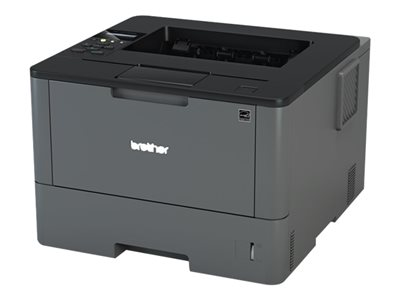 Brother HL-L5100DN - Printer - monochrome - Duplex - laser - A4/Legal - 1200 x 1200 dpi - up to 40 ppm - capacity: 300 sheets - USB 2.0, LAN
