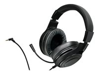Kaliber Gaming NUKLEUS Universal Gaming Headset Headset full size wired 3.5 mm jack