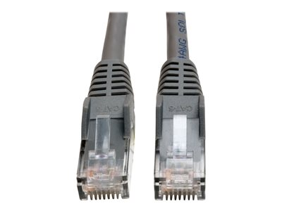 100FT Cat6 Gray Ethernet Network Patch Cable RJ45 Lan Wire 100 Feet 5 Pack