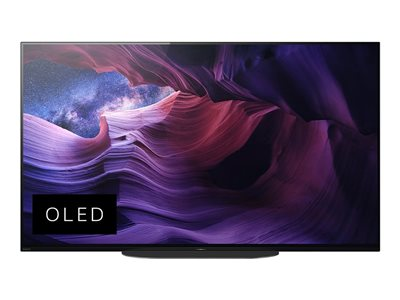 """Sony XBR-48A9S BRAVIA XBR A9S Master Series - 48"""" Class (47.5"""" viewable) OLED TV - 4K"""