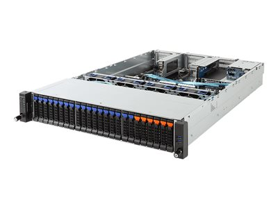 Gigabyte R281-Z91 (rev. 100) Server rack-mountable 2U 2-way no CPU RAM 0 GB