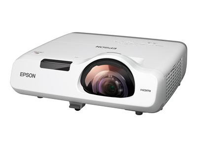 Epson PowerLite 535W 3LCD projector 3400 lumens (white) 3400 lumens (color)