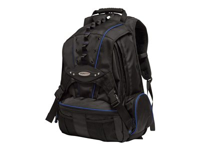 Mobile Edge Premium Backpack Notebook carrying backpack 17.3INCH black, navy