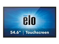 Elo 5543L Commercial Grade LED monitor 54.6INCH open frame touchscreen