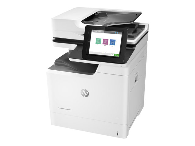 HP LaserJet Enterprise Flow MFP M681dh - imprimante multifonctions (couleur)