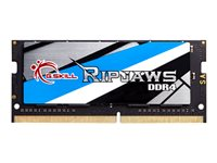 G.Skill Ripjaws DDR4  8GB 2400MHz CL16  Ikke-ECC SO-DIMM  260-PIN