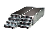 Supermicro SuperServer F618R2-RC0+ - rack-mountable - no CPU - 0 GB