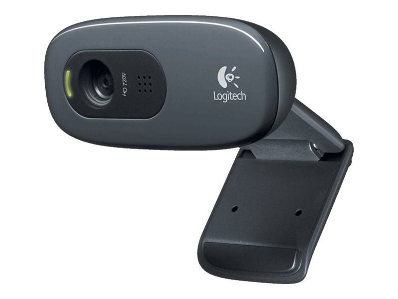 Logitech HD Webcam C270 - webbkamera