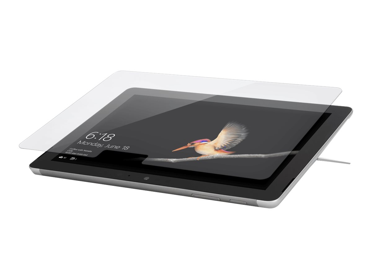 Targus Tempered Glass - screen protector - for Microsoft Surface Go