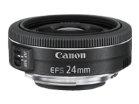 Canon EF-S - Lens - 24 mm - f/2.8 STM - Canon EF-S