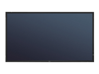 "NEC MultiSync V801 - 80"" Class - V Series LED display - digital signage - 1080p (Full HD) 1920 x 1080 - edge-lit - black"