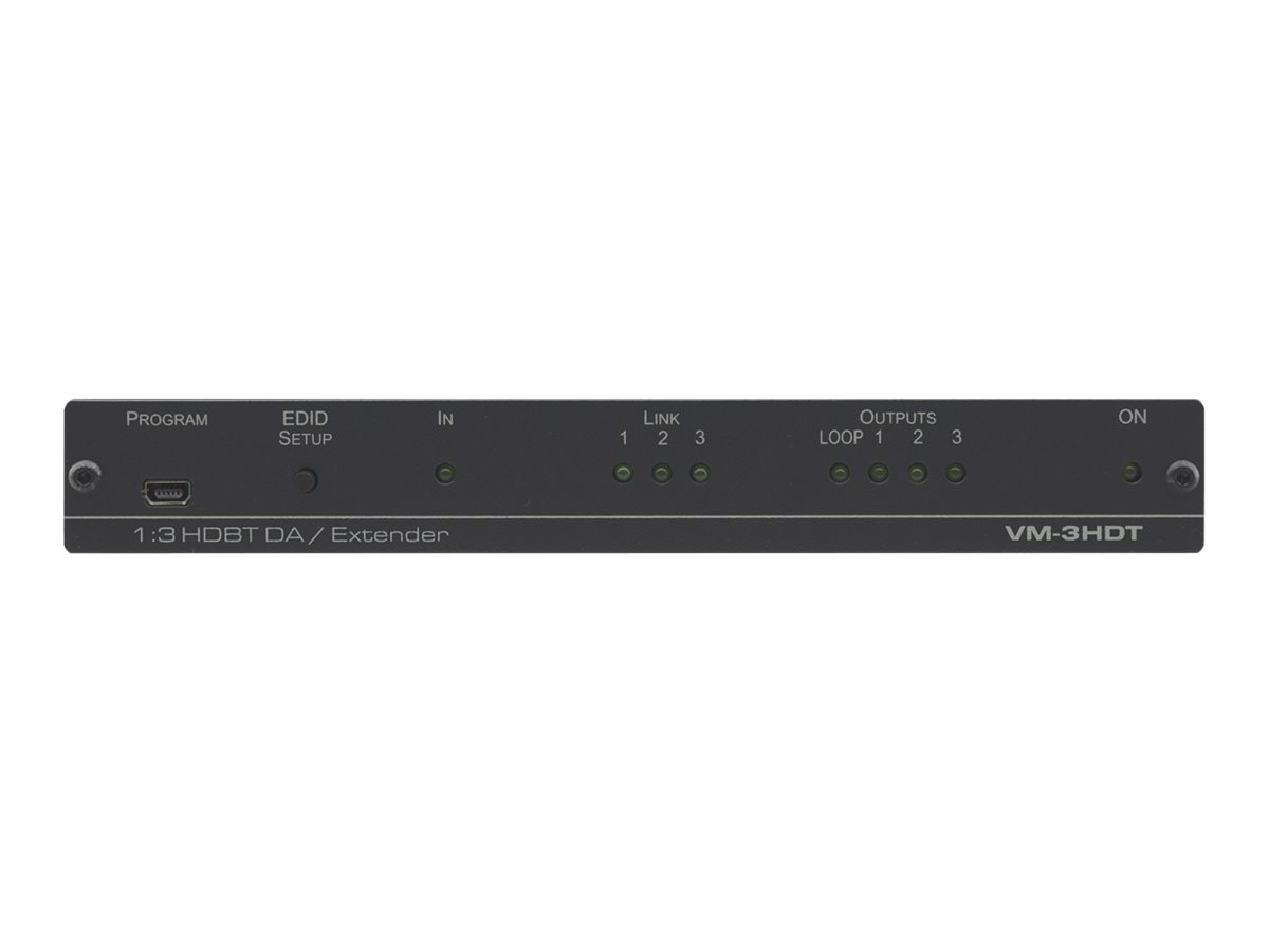 Kramer MegaTOOLS VM-3HDT HDMI to HDBaseT converter / distribution amplifier