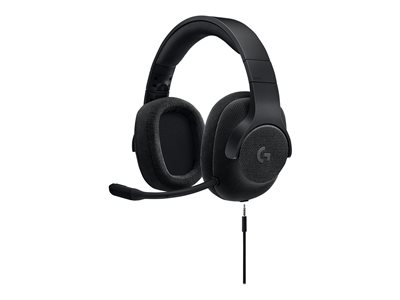 Logitech Gaming Headset G433 Headset 7.1 channel full size wired black