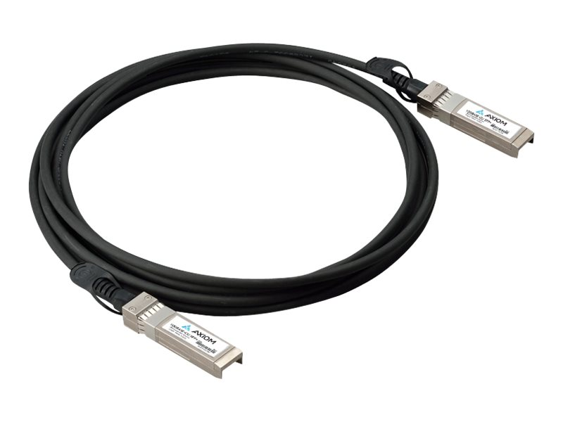 Axiom 10GBase-CU direct attach cable - 5 m