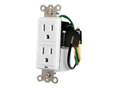 Panamax In-Wall MIW-SURGE-1G Surge protector AC 120 V output connectors: